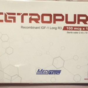 IGTROPURE 100MCG Manufacturer:Meditech Strength:100mcg Packaging: 100mcg x 10 Vials